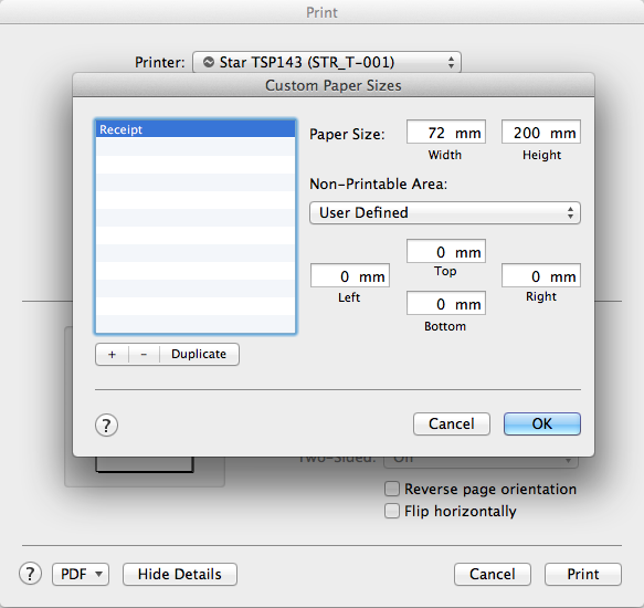 custom size paper The list of paper sizes that are available for a printer is provided by the printer  driver if you have to add a paper size to the list, you must add that paper size to.